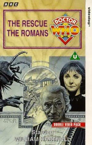 Preisvergleich Produktbild Dr Who-Rescue / Romans [VHS]