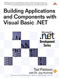 [(Building Applications and Components with Visual Basic .Net)] [By (author) Ted Pattison ] published on (October, 2003)