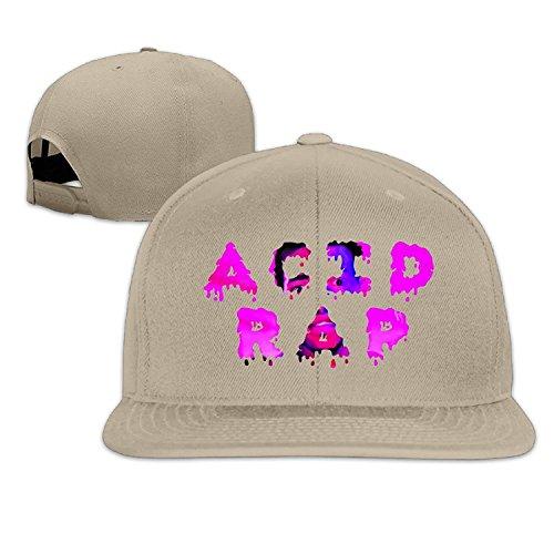 QIDAMIAO Unisex Adult Chance The Rapper - Acid Rap Album Snapback Hats 3e6aed4847c3
