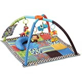 Infantino Twist and Fold Activity Gym, Vintage Boy Kids, Infant, Child, Baby Products