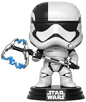 Star Wars Episode 8 - The Last Jedi - First Order Executioner Vinyl Bobble-Head 201 Figurine de collection