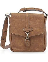 Tamaris Damen Bernadette Crossbody Bag M Umhängetasche, 7x26x22 cm