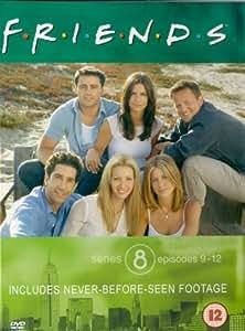 Friends - Series 8 - Episodes 9-12 [DVD]