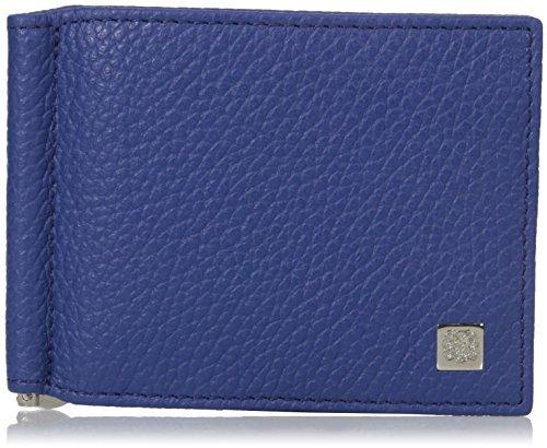 bruno-magli-mens-bicolor-money-clip-wallet-navy-one-size
