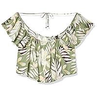 قميص نسائي لامع من MINKPINK Tropical X-Small