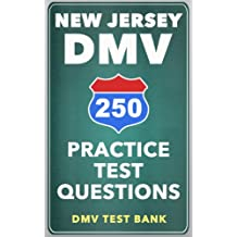 250 New Jersey DMV Practice Test Questions (English Edition)