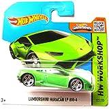 Hot Wheels Lamborghini Huracán LP 610-4 1:64