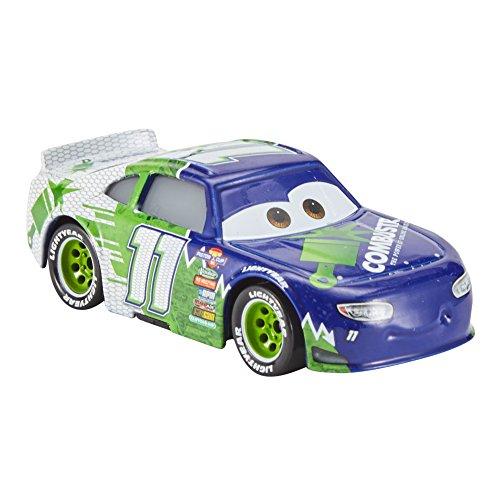 Mattel Disney Cars DXV60 Disney Cars 3 Die-Cast Chip Gearings Fahrzeug