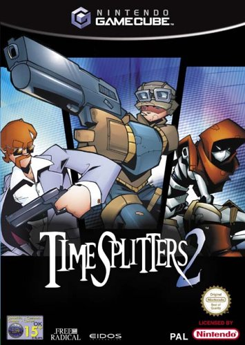 time-splitters-2-gamecube-very-good-condition