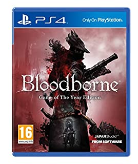 Bloodborne - Game of the Year (PS4) (B0188QFSHC) | Amazon price tracker / tracking, Amazon price history charts, Amazon price watches, Amazon price drop alerts