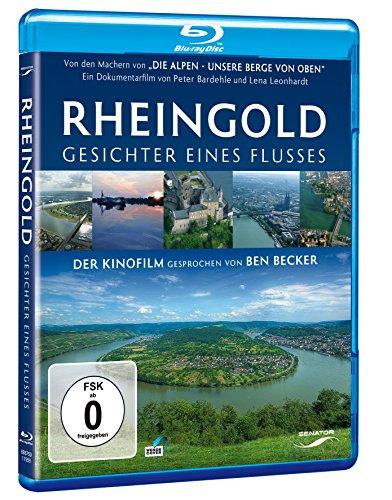 Rheingold - Gesichter eines Flusses [Blu-ray]