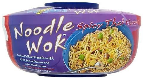 Blue Dragon Spicy Thai Nudeln 67 g (Packung mit 3) (Thai Nudeln)