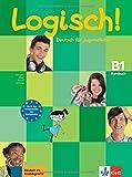 Logisch! B1. Kursbuch. Deutsch für jugendliche. Per la Scuola media. Con CD Audio
