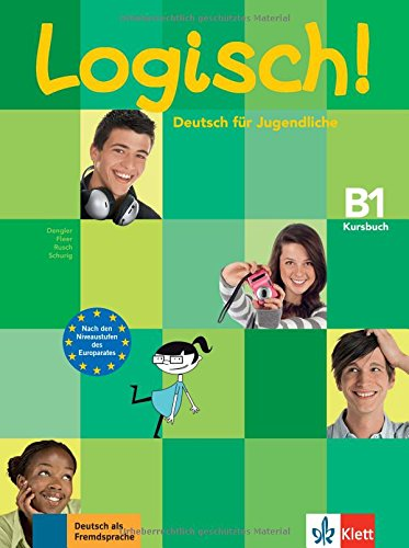 Logisch! B1. Kursbuch. Deutsch fr jugendliche. Per la Scuola media. Con CD Audio
