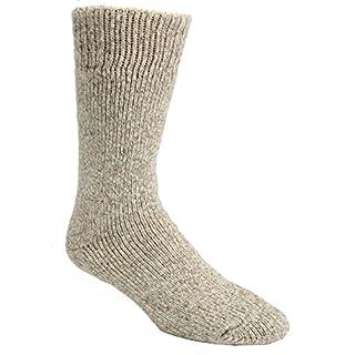 Sox Shop J.B. Icelandic Artic Trail -40 Below Winter Sock (2 pairs) Black Men's (7-11 Shoe) /2 PRS Pack