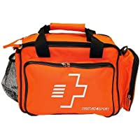 Firstaid4sport First Aid Touchline Bag Orange - Botiquín de Primeros Auxilios