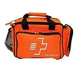 Firstaid4sport First Aid Touchline Bag Orange - Botiquín de primeros...