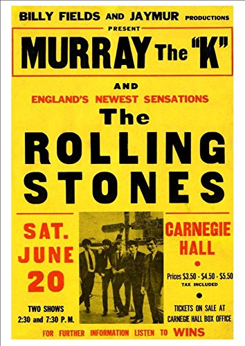 the-rolling-stones-carnegie-hall-a4-glossy-art-print