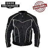 Biking Brotherhood Bike Riding Xplorer Jacket Size-42(L)