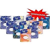 Tempo toallitas húmedas confort neceser gentle & sensibles, 10 - pack (10 x 40 toallitas