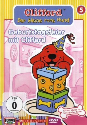 Clifford 5 - Geburtstagsfeier mit Clifford