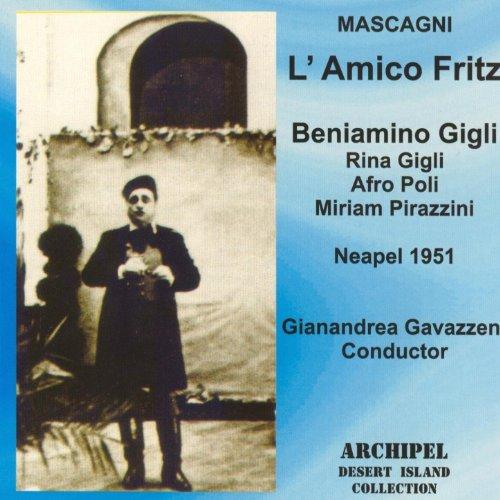 L'Amico Fritz: Act I Scene 3: Son Pochi Fiori