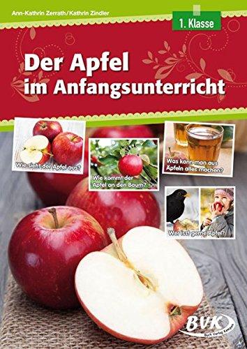 Preisvergleich Produktbild Der Apfel im Anfangsunterricht