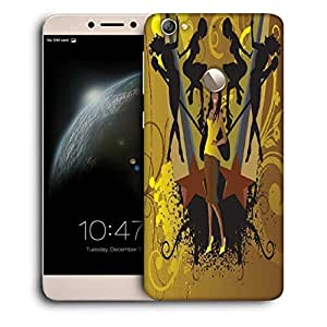 Snoogg abstract illustration Designer Protective Back Case Cover For LETV 1S / Le-ECO 1S