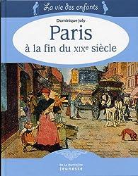 Paris à la fin du XIXe siècle