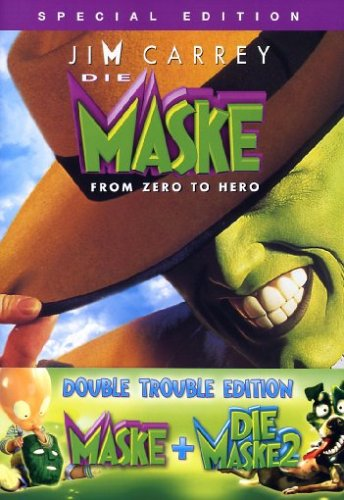 Die Maske - Double Trouble Edition [2 DVDs]
