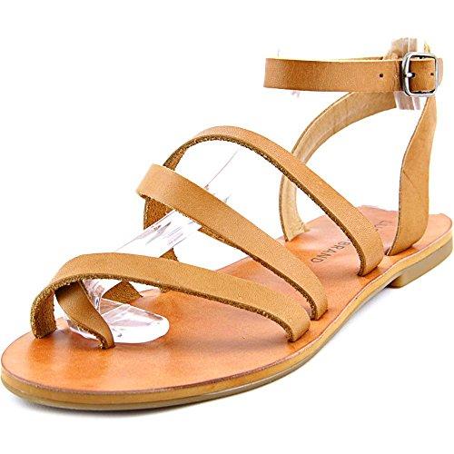 lucky-brand-aubree-femmes-us-5-brun-sandales-gladiateur
