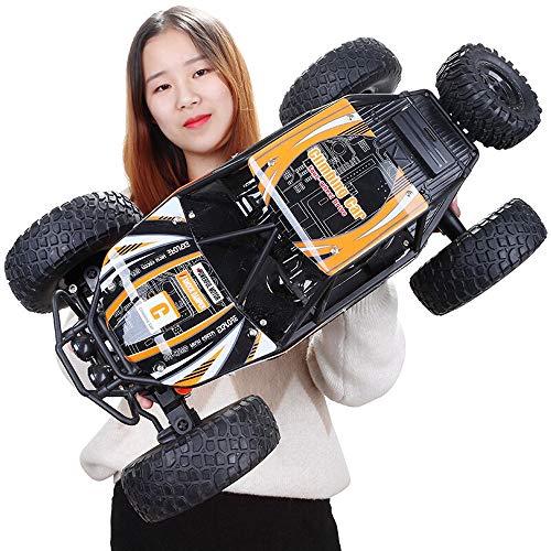 Ycco 1:10 giocattolo semi off road modello ad alta velocità senza fili telecomando buggy per bambini regalo per bambini cr control racing buggy sospensione pneumatico pneumatico ammortizzatori potente