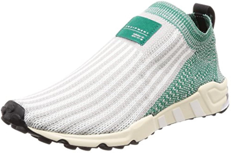 Zapatillas Adidas – EQT Support SK PK Gris/Blanco/Verde Talla: 43-1/3 -
