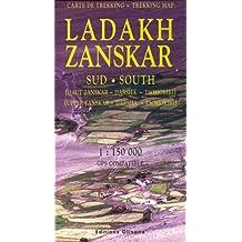 Ladakh-Zanskar Sud : 1/150 000