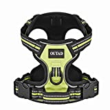 Best Dog Harnesses - Dog Vest Harness with Leash,Dpower Luxury No Pull Review
