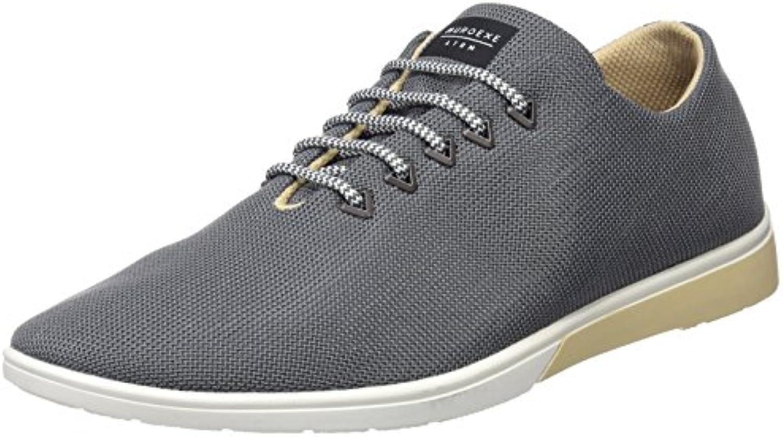 Muroexe Herren Atom Oasis Grey Sneaker  Grau