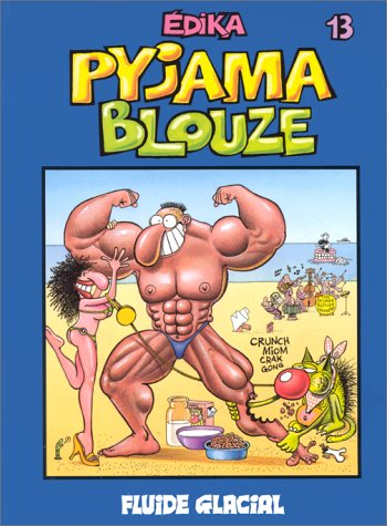 Pyjama Blouze, numéro 13