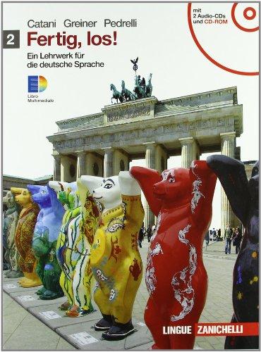 Fertig, los! Ein lehrwerk fur die deutsche spache. Per le Scuole superiori. Con 2 CD Audio. Con CD-ROM. Con espansione online