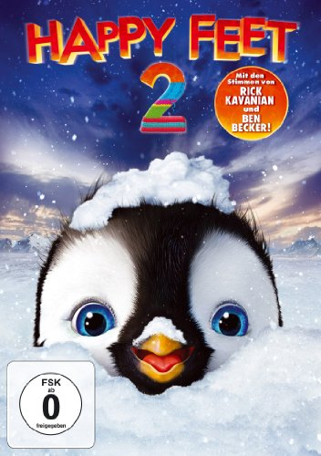 Warner Home Video - DVD Happy Feet 2