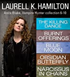 Laurell K. Hamilton's Anita Blake, Vampire Hunter collection 6-10 (English Edition)