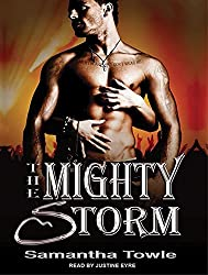 The Mighty Storm by Samantha Towle (2012-12-31)
