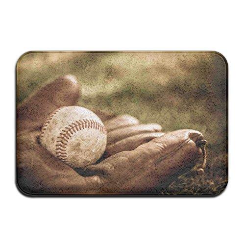 Retro Baseball Screenshot Home Fußmatte Fußmatte 4060rutschfest