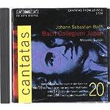 Bach: Cantatas, Vol 20 (184, 173, 59, 44) /Bach Collegium Japan · Suzuki