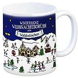 Waldmünchen Weihnachten Kaffeebecher mit...