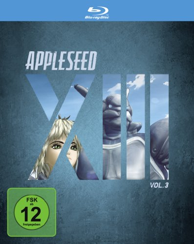 Appleseed XIII - Vol. 3 [Blu-ray]