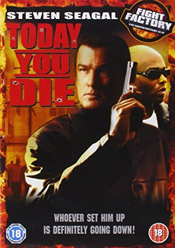 Today You Die [DVD] [2006] by Steven Seagal
