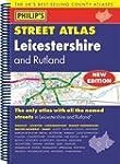 Philip's Street Atlas Leicestershire...