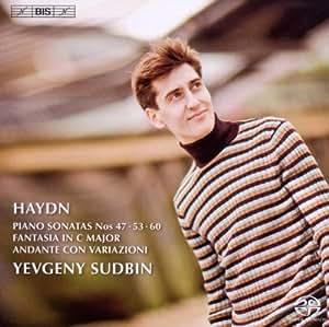 Sudbin Plays Haydn (Sonata Nos.47/ 60/ 53/ Fantasia/ Andante Con Variazioni)