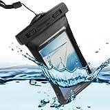 Semoss 2 in 1 Composto Set Custodia Impermeabile per Samsung Galaxy J5 Waterproof Cover Protezione Sabbia Acqua,Subacquea Chiusura Ermetica con Cordoncino