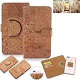 K-S-Trade 360° Cover cork Case for Allview X4 Soul